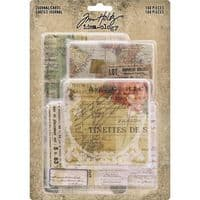 Tim Holtz - Idea-ology - Journal Cards
